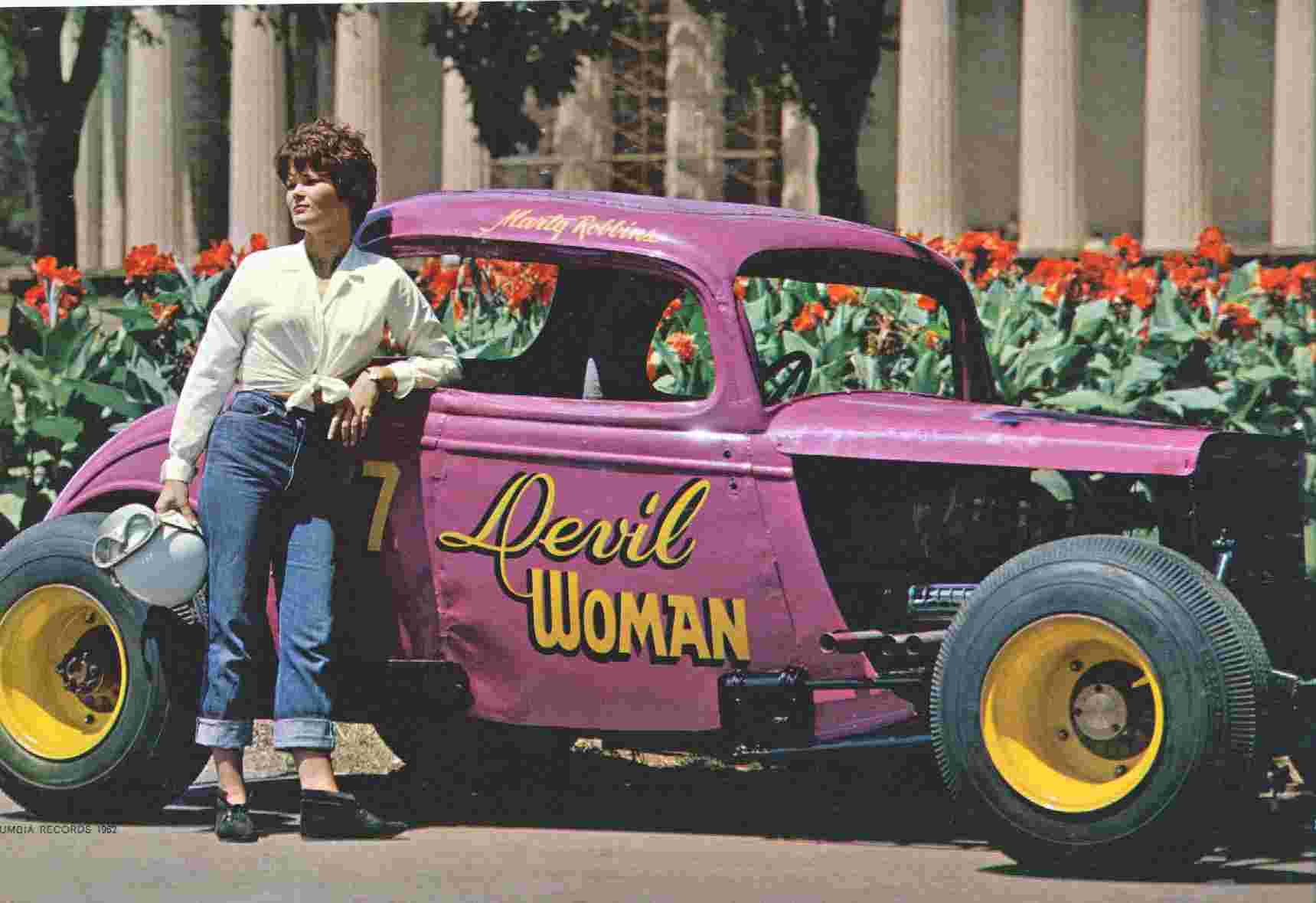 Marty Robbins Devil Woman